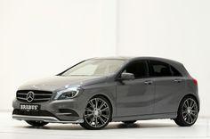 2012 Brabus Mercedes A-Class