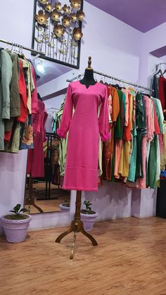 Magic Hands, Kurti, Dresses, Fashion, Vestidos, Moda, Fashion Styles, Dress, Fashion Illustrations