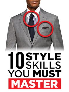10 Techniques Every Stylish Man Should Master