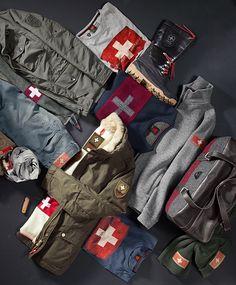 strellson swiss cross original jacket 10th anniversary. Black Bedroom Furniture Sets. Home Design Ideas
