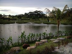 Punggol Waterway for Quality Family Time