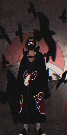 Wallpaper Naruto Shippuden, Naruto Uzumaki Shippuden, Naruto Wallpaper, Itachi Uchiha, Cool Anime Backgrounds, Cool Anime Wallpapers, Animes Wallpapers, 90 Anime, Manga Anime One Piece