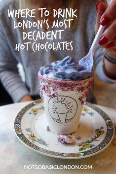 Foodie Travel 324822191871918114 - Where To Drink London's Most Decadent Hot Chocolates London Source by notsobasicldn London Travel, Travel Uk, Shopping Travel, Beach Travel, Hawaii Travel, Italy Travel, Travel Guide, London Places, London Food