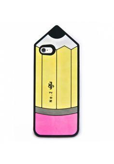 Valfrè Pencil 3D iPhone 6 Case   Dolls Kill