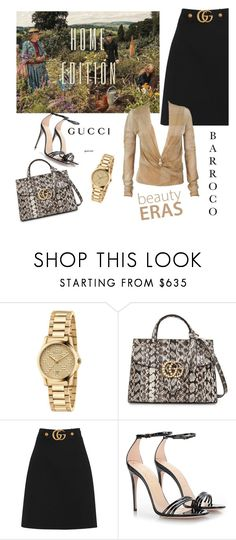 """""""gbg"""" by e-memagic ❤ liked on Polyvore featuring Gucci"""