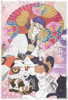 Embedded Manga Art, Anime Manga, Anime Art, Mononoke Anime, Seshomaru Y Rin, Character Art, Character Design, Handsome Anime Guys, Manga Covers