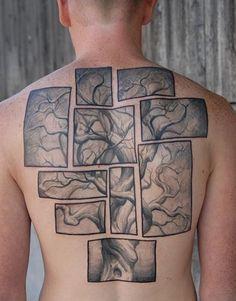 http://tattoo-ideas.us/wp-content/uploads/2014/09/Oak-Tree-Tattoo-On-Back.jpg Oak Tree Tattoo On Back #BackTattoo, #BackTattooIdea, #Oak, #OakTattoo, #TreeTattoo