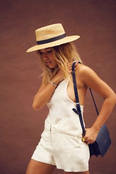white romper @roressclothes closet ideas #women fashion outfit #clothing style apparel