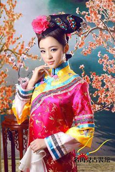 Chinese Hanfu.
