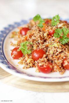 Penne im Topf: Quinoa - Salat