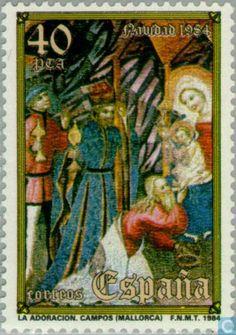 1984 Spain [ESP] - Christmas