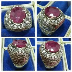 Ruby ring sulur