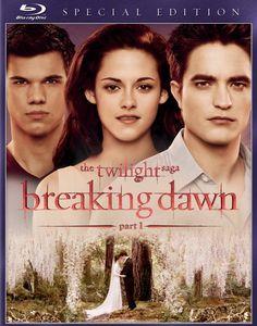 TWILIGHT SAGA BREAKING DAWN PART 1 #Twilight