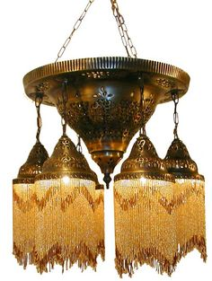 Moroccan #Lighting