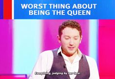 When he said what we were all thinking. 19 Times Jon Richardson Was The Most Hilarious Man In Britain Funny Lists, A Funny, Hilarious, Funny Shit, Funny Stuff, Random Stuff, Jon Richardson, Sarah Millican, Frankie Boyle