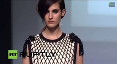 TERESA HELBIG: Mercedes-Benz Fashion Week Madrid Full Show Fall Winter 2015 2016