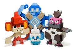 pokemon legos | Pokémon in LEGO SE02: 10th Batch | Flickr - Photo Sharing!