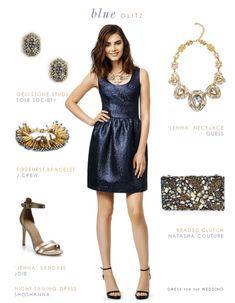 October Formal Dress