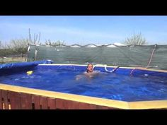 Videos with the instructions to build a swimming pool with palletsDIY Pallet Furniture | DIY Pallet Furniture