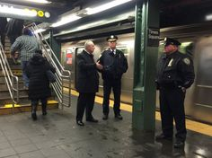 "Get Ready For ""Momentary Delays"" With New NYPD Subway Checks"