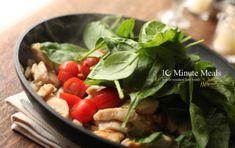 Skinny Chicken Florentino - The Blood Sugar Solution Sugar Detox Recipes, Sugar Detox Diet, Paleo Recipes, Whole Food Recipes, Cooking Recipes, Detox Foods, Entree Recipes, Dinner Recipes, Healthy Cooking