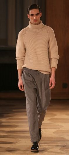 Hien Le Show - Mercedes-Benz Fashion Week Berlin Autumn/Winter 2015/16 #mensfashion #Berlin