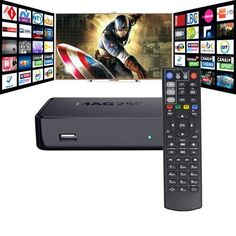 Smart TVs are in huge supply at the moment. It will turn your ordinary TV to smart TV, which allows you to watch movies, listen to music and even play games. That sound a great joy! This Linux IPTV Receiver MAG245 will provide you such an opportunity. Why not have a try? It adopts highly advanced technology and with delicate workmanship, of great reliability and durability. This portable device will powerfully turn your plain life into a wonderful one!