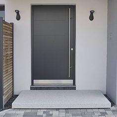 Hauseingang - Eingangspodest - ConceptDesign Podestplatte 0942