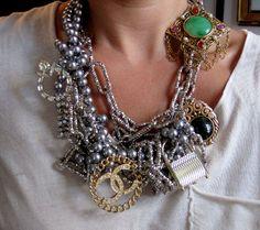 Chunky Chanel | Keep the Glamour | BeStayBeautiful