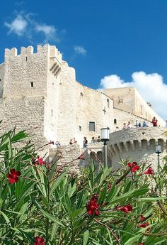 Fortress, San Nicola - Tremiti Islands, Province of Foggia , Puglia region Italy