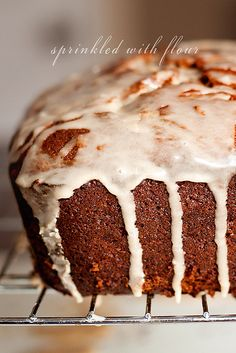 Apple Butter Bread by Amber (Sprinkled With Flour), via Flickr