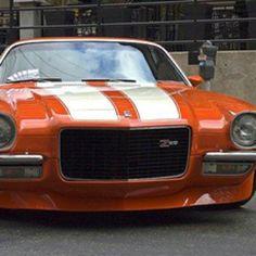 1971 Z28 Camaro