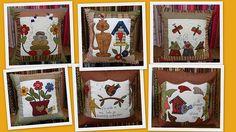 Almofadas by Patch Retalhos