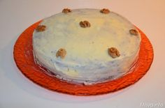 Carrot cake, scopri la ricetta: http://www.misya.info/2011/10/31/carrot-cake.htm