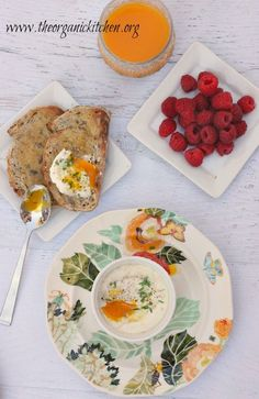 Eggs en Cocotte in the Instant Pot! | The Organic Kitchen Blog and Tutorials