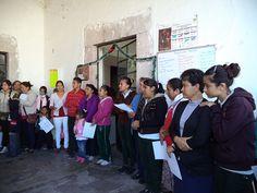 Asímismo, 17 estudiantes del #EMSAD01ValldeVázquez recibieron reconocimientos por obtener un índice de aprovechamiento de 10.