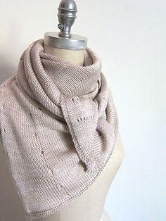 Jet Stream shawl - Ravelry pattern