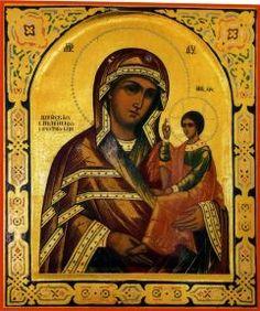 Шуйская икона Божией Матери: о чем молятся