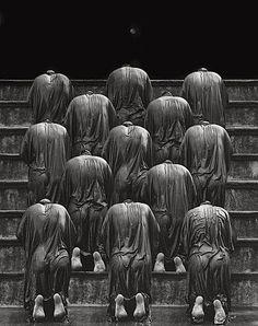 Crowd series, 1987-1991, Misha Gordin
