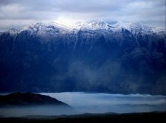Ο χιονισμένος Ταΰγετος Mountains, Nature, Travel, Naturaleza, Viajes, Destinations, Traveling, Trips, Nature Illustration
