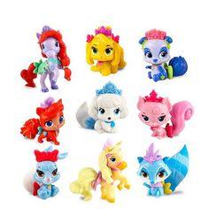 Disney Набор фигурок из пластизоля: цена 1350 руб, Disney Набор фигурок из пластизоля - купить в интернет магазине детских товаров и игрушек «Детский Мир»;