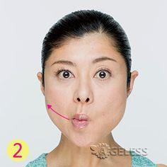 Возвращаем объем зоне вокруг рта