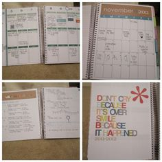 """Kristen Danielle raves about the EC Life Planner on her adorable blog, """"From Kristen With Love"""""""
