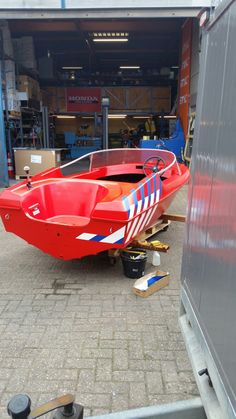 Refit.. for comurcial .pdr marine