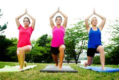 Incorporate a few targeted yoga moves before or after a run to keep muscles elongated and loose