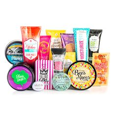 Honey, I'm Yours | Perfectly Posh September 2016 Starter Kit | $99 + plus tax and shipping | $250+ value | http://sarahinpink.po.sh/join