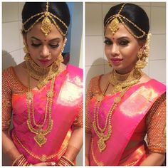 bridal makeover by @thushi_mua
