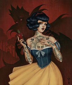 art by Glenn Arthur for the Forever Fabled exhibition at Thinkspace gallery (June 1 - 29, 2013)