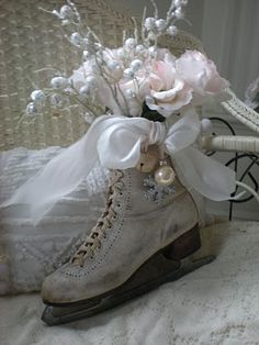 Ice Skate decoration   .**