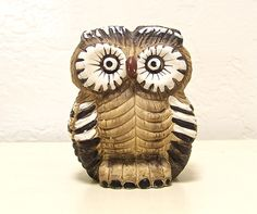 Owl. Would fit nicely in my collection.